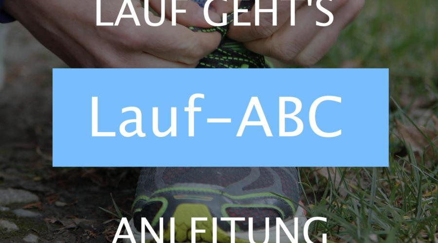 LAUF ABC und andere Übungen